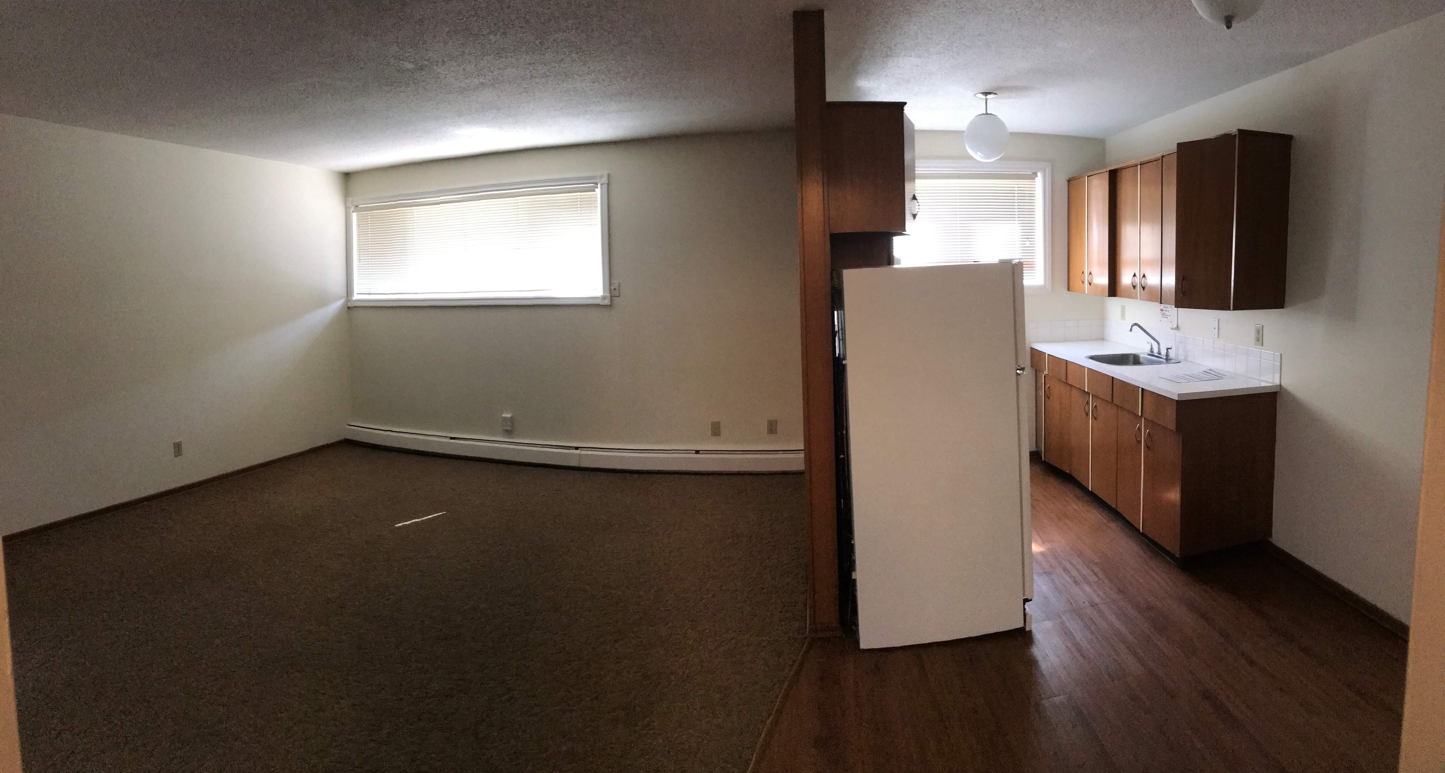 image 1 unfurnished 1 bedroom Apartment for rent in Garneau, Edmonton South Central